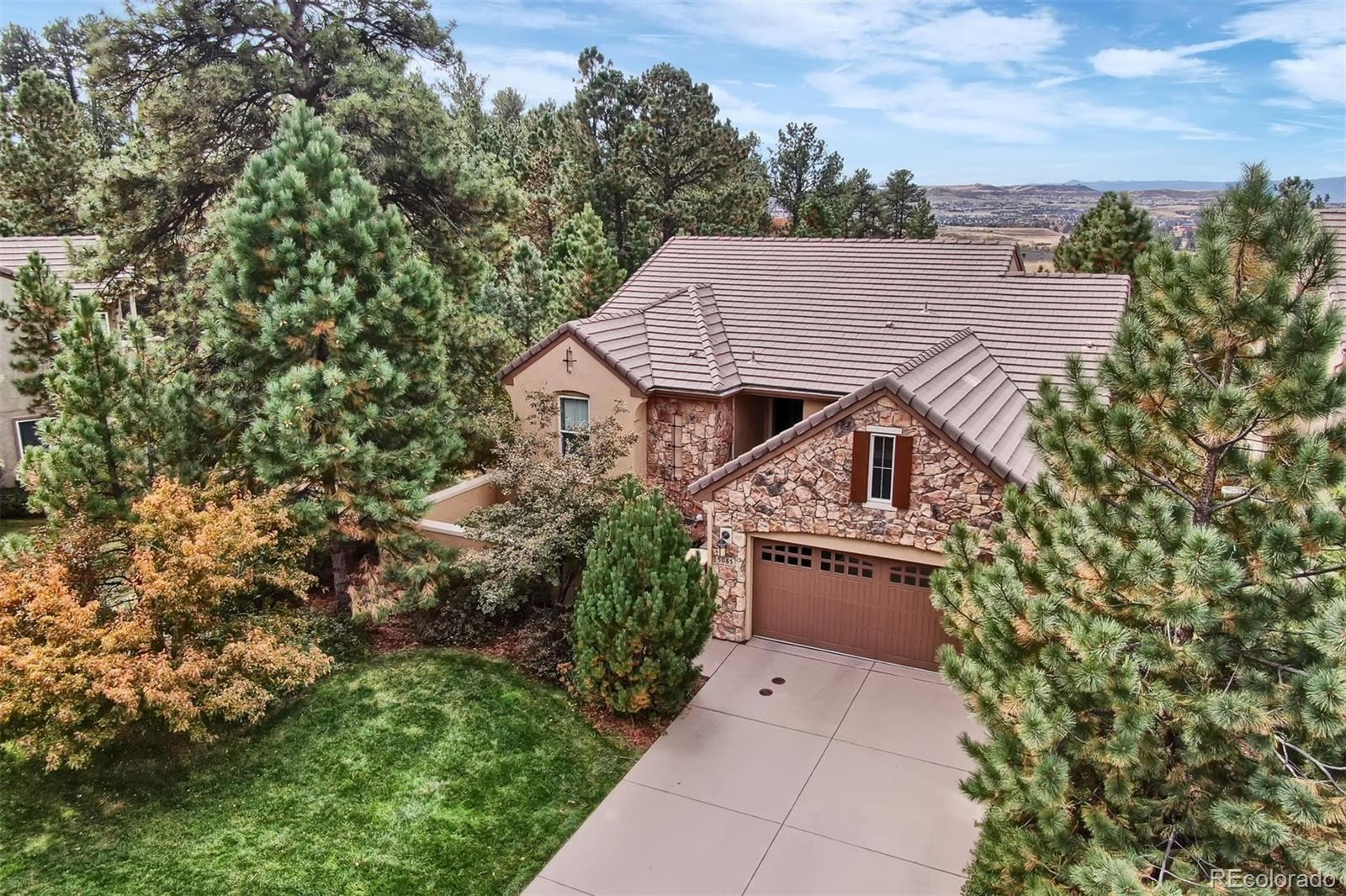 MLS# 5435747 - 3 - 5085 Hidden Pond Place, Castle Rock, CO 80108