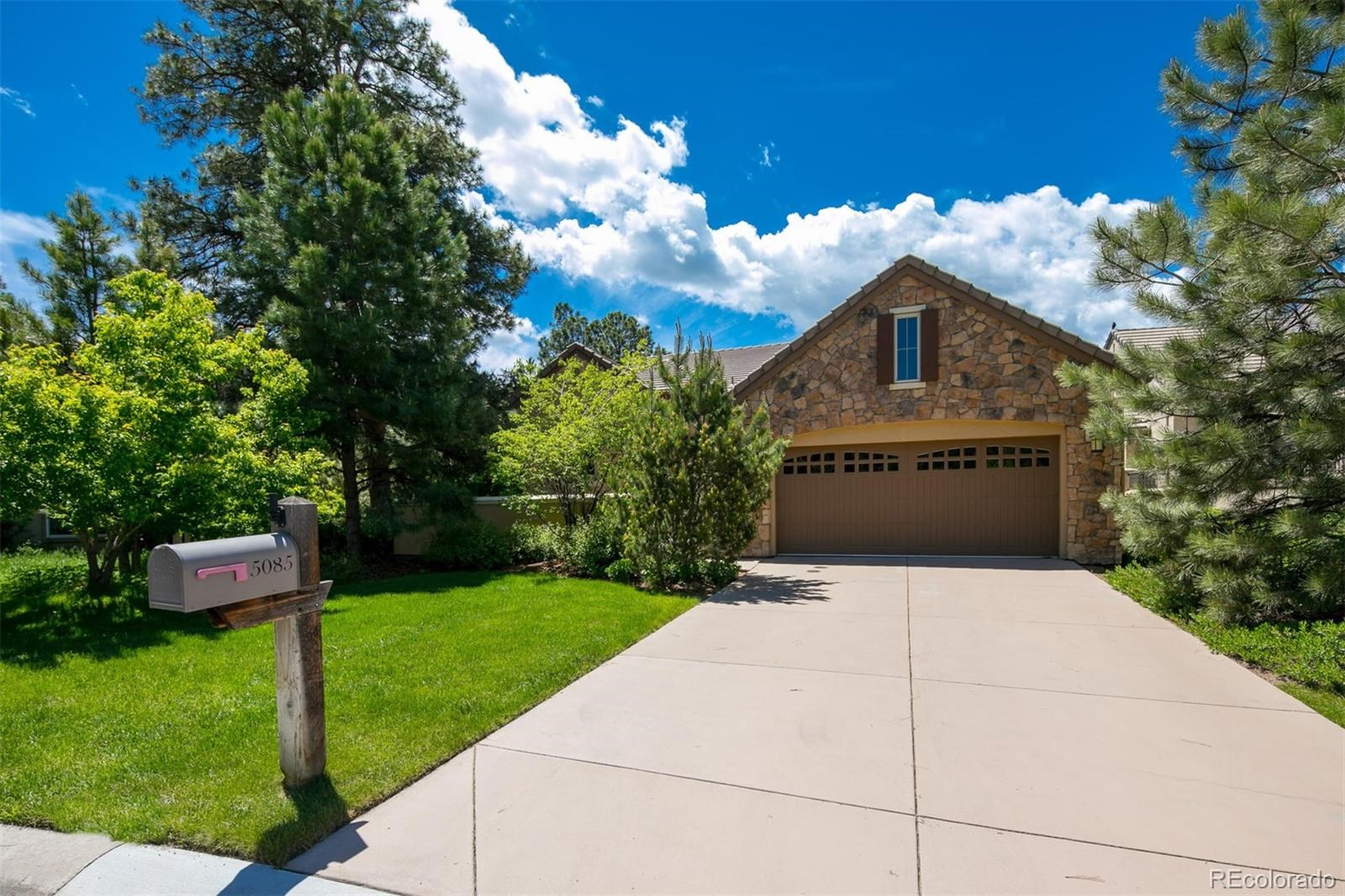 MLS# 5435747 - 4 - 5085 Hidden Pond Place, Castle Rock, CO 80108