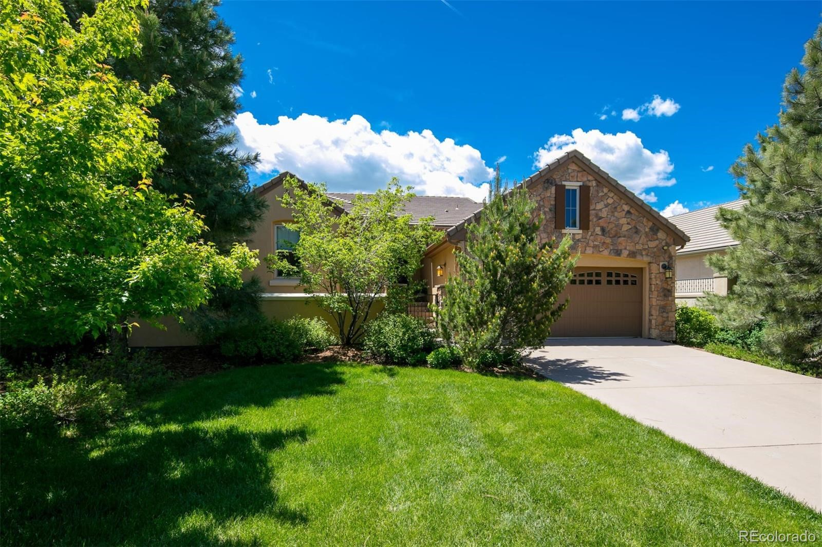 MLS# 5435747 - 5 - 5085 Hidden Pond Place, Castle Rock, CO 80108