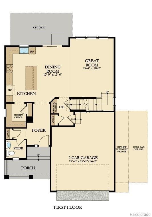 MLS# 5450894 - 2 - 402 N Patsburg Street, Aurora, CO 80018
