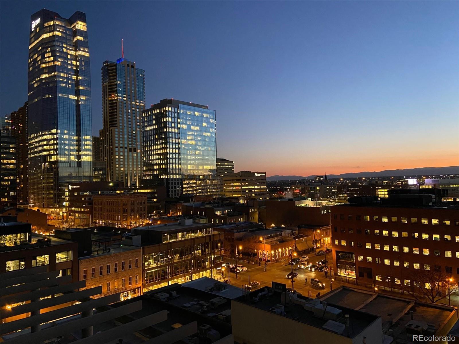 MLS# 5459800 - 24 - 1560 Blake Street #802, Denver, CO 80202