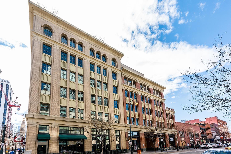 MLS# 5459800 - 30 - 1560 Blake Street #802, Denver, CO 80202