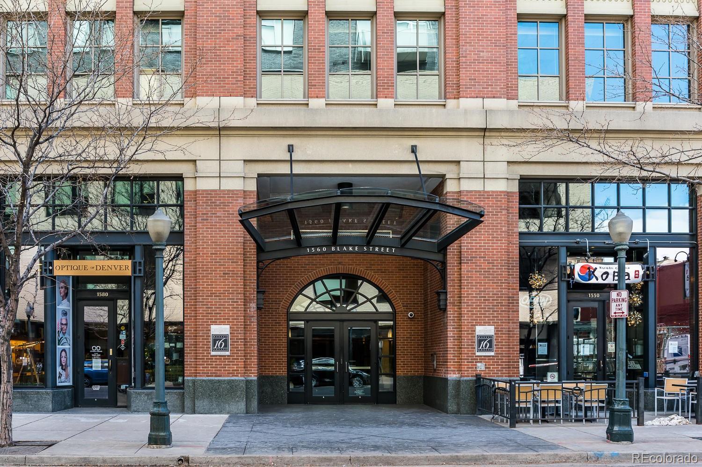 MLS# 5459800 - 31 - 1560 Blake Street #802, Denver, CO 80202