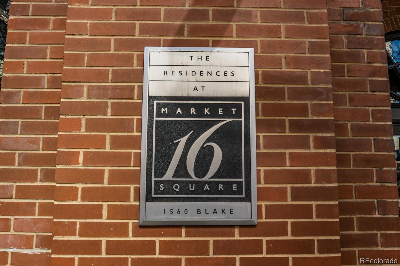 MLS# 5459800 - 32 - 1560 Blake Street #802, Denver, CO 80202