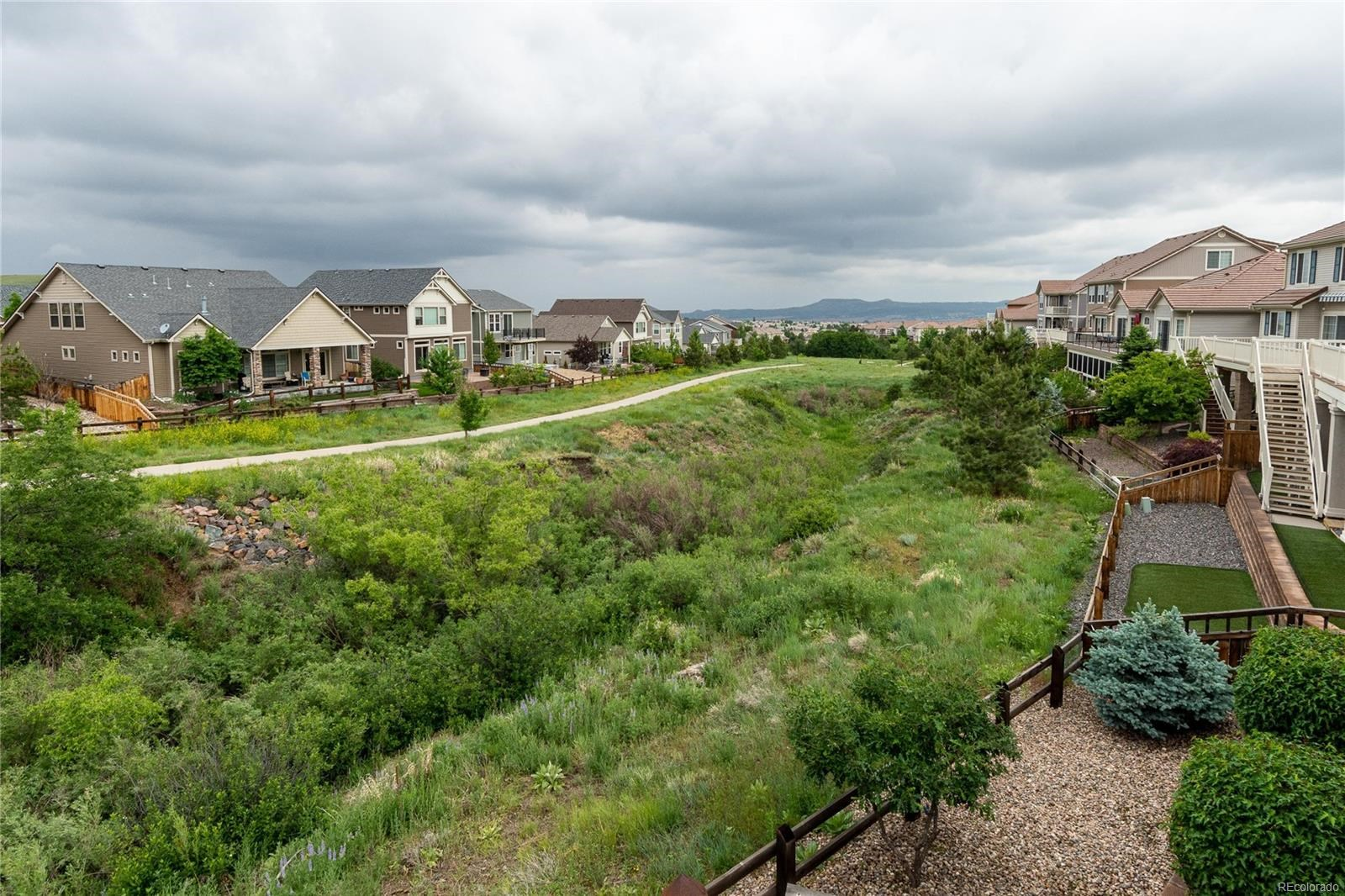 MLS# 5463655 - 1467  Candleglow Street, Castle Rock, CO 80109