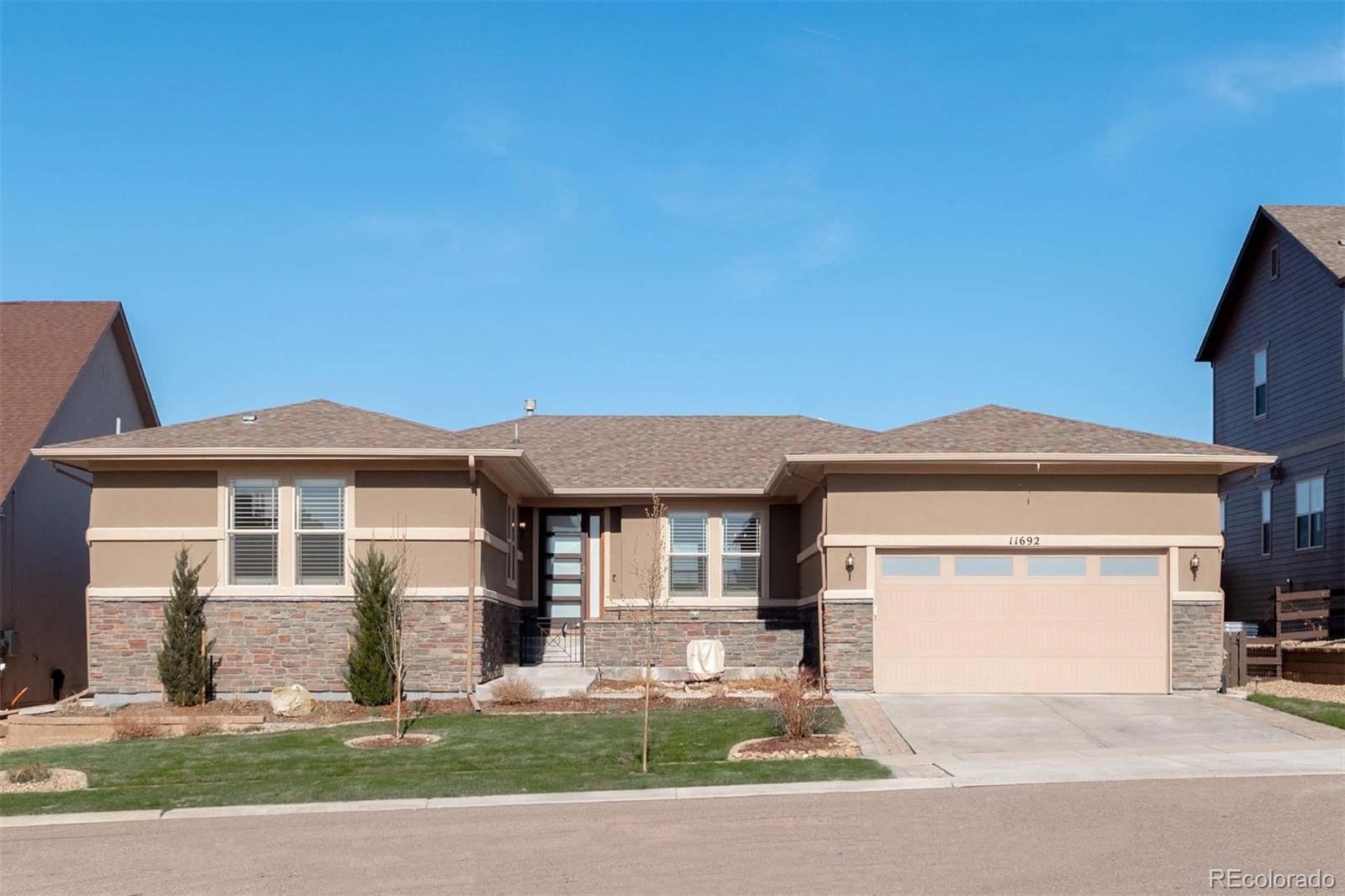MLS# 5498200 - 2 - 11692 Spotted Street, Parker, CO 80134