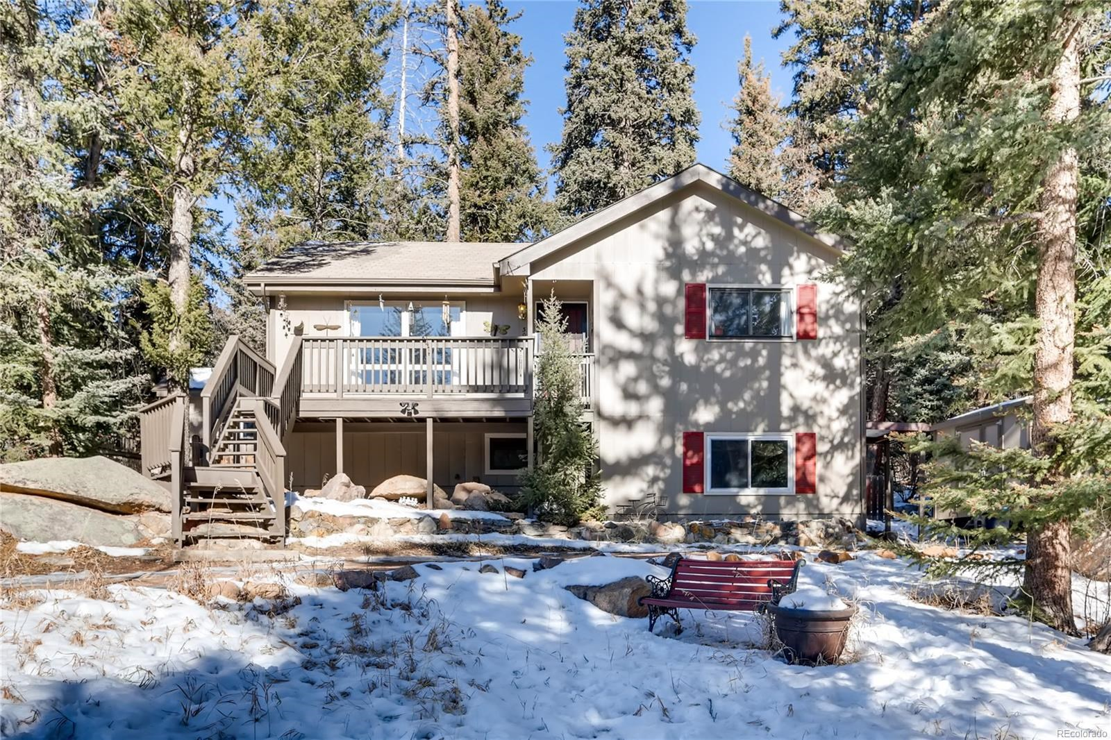 MLS# 5522100 - 1 - 30955  Walter Drive, Conifer, CO 80433