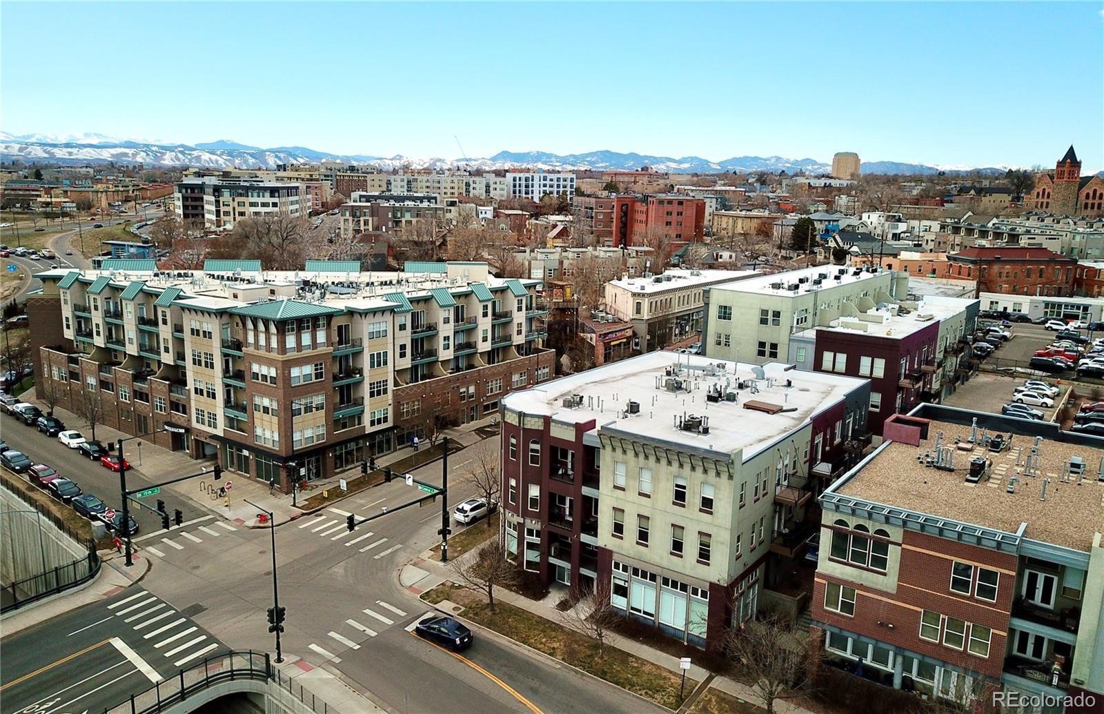 MLS# 5534016 - 22 - 2501 15th Street #2F, Denver, CO 80211