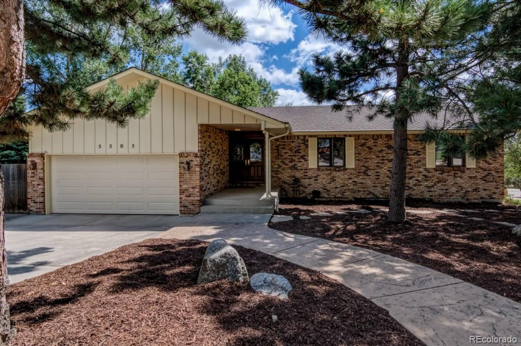 MLS# 5539974 - 3 - 5505 Saddle Rock Place, Colorado Springs, CO 80918