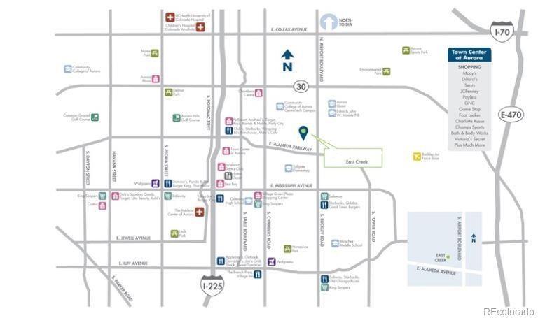 MLS# 5559090 - 5 - 16725 E Alameda Parkway, Aurora, CO 80017