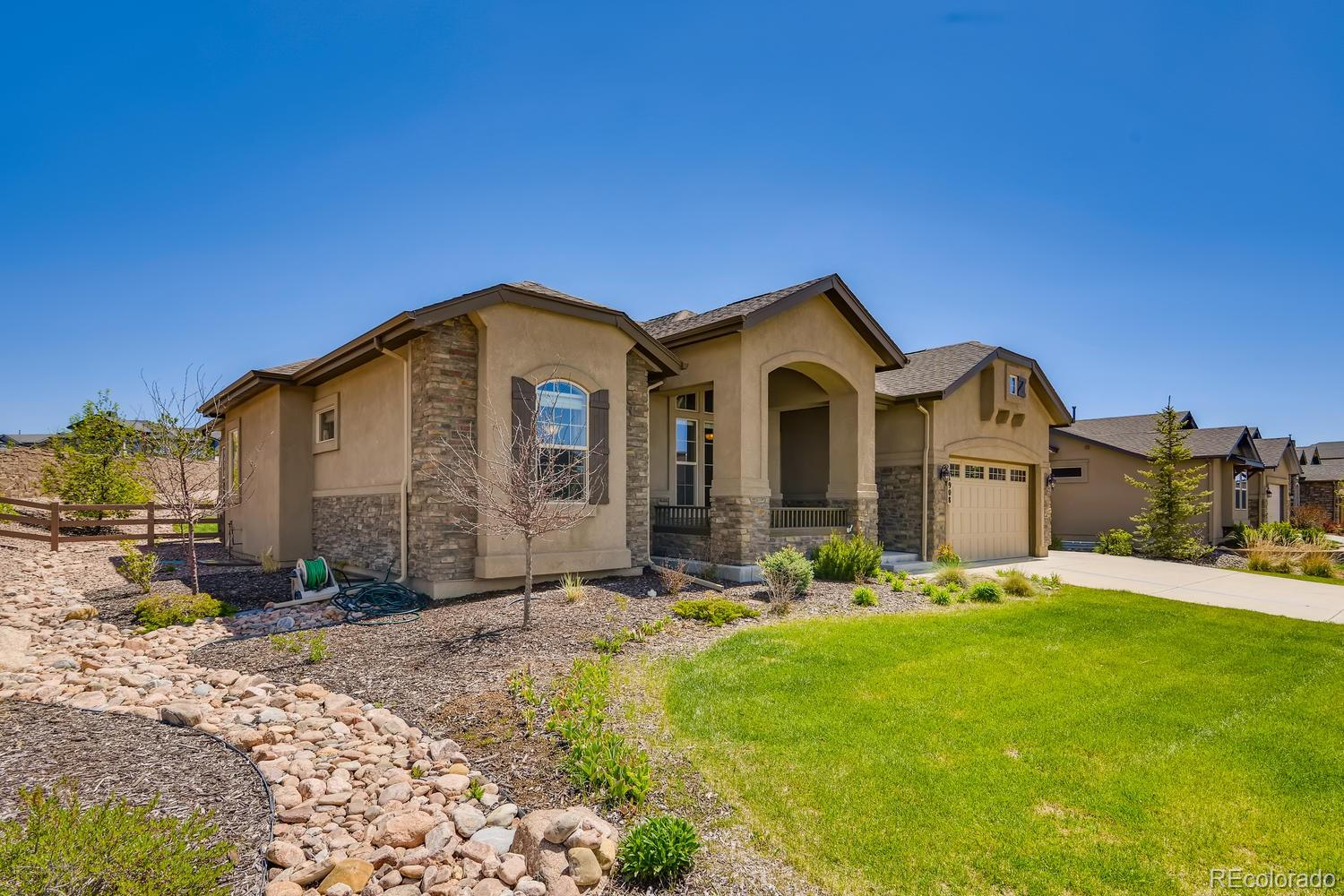 MLS# 5599006 - 2 - 1908 Turnbull Drive, Colorado Springs, CO 80921