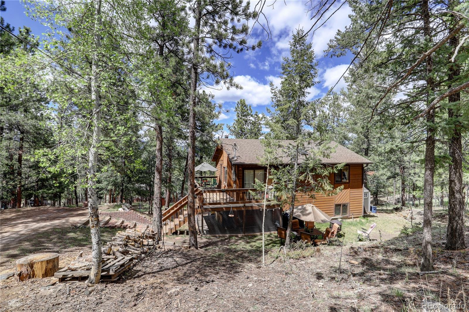 MLS# 5615851 - 5 - 163 N Circle Drive, Bailey, CO 80421