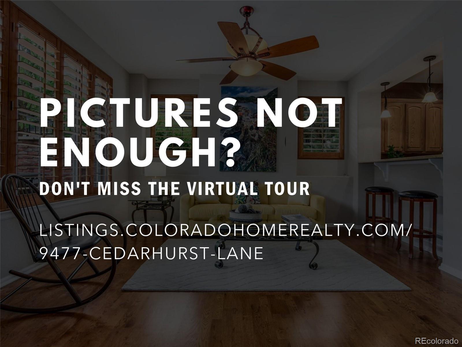 MLS# 5633741 - 40 - 9477 Cedarhurst Lane #A, Highlands Ranch, CO 80129