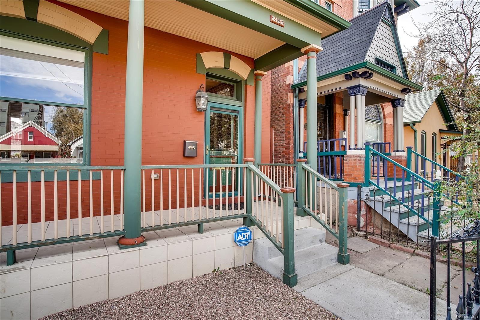 MLS# 5634839 - 1 - 2422  Stout Street, Denver, CO 80205
