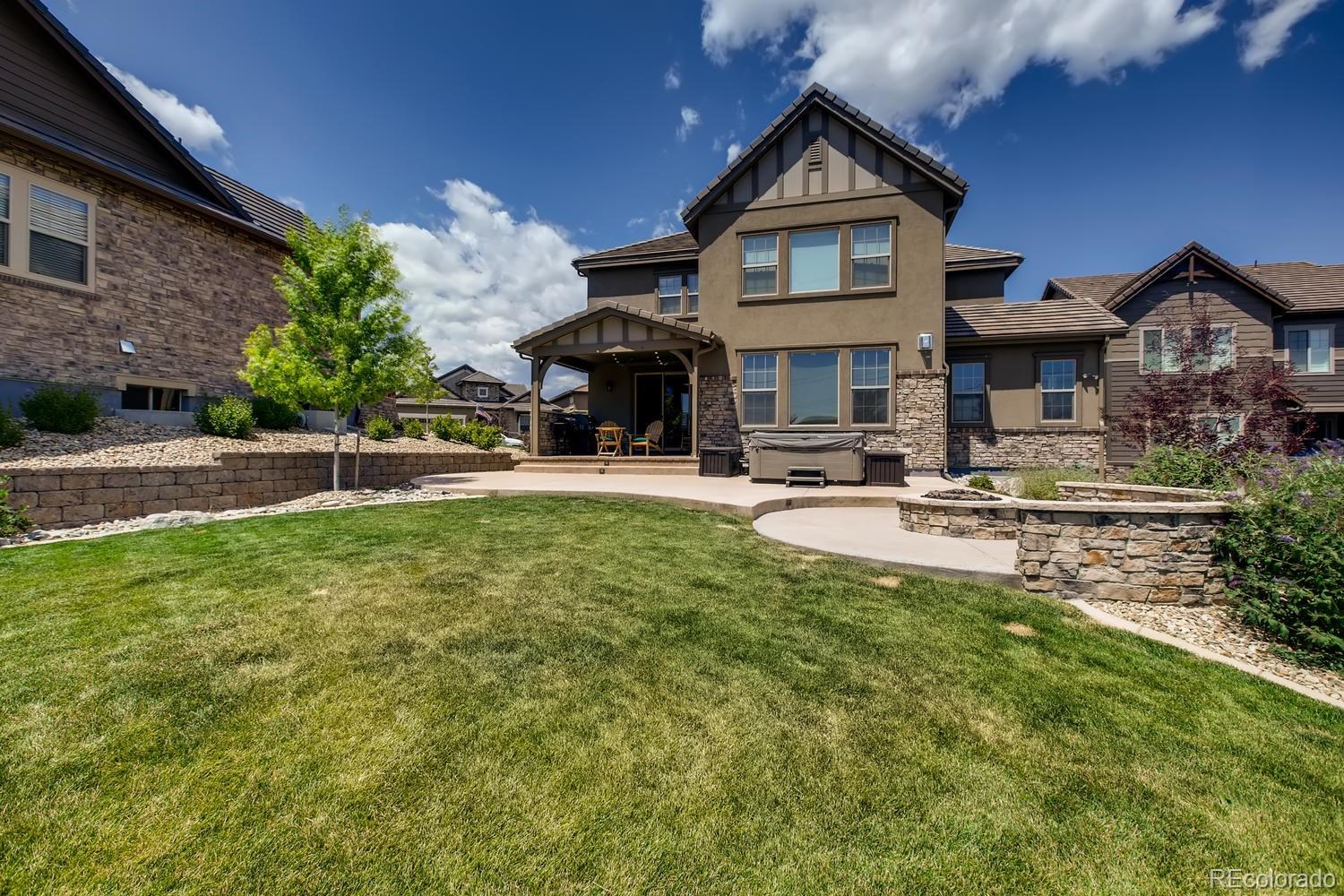 MLS# 5689224 - 30 - 10754 Greycliffe Drive, Highlands Ranch, CO 80126