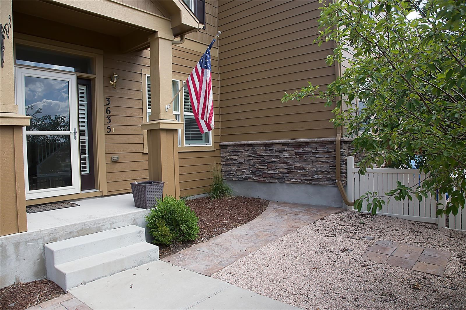 MLS# 5701308 - 1 - 3635  Tranquility Trail, Castle Rock, CO 80109