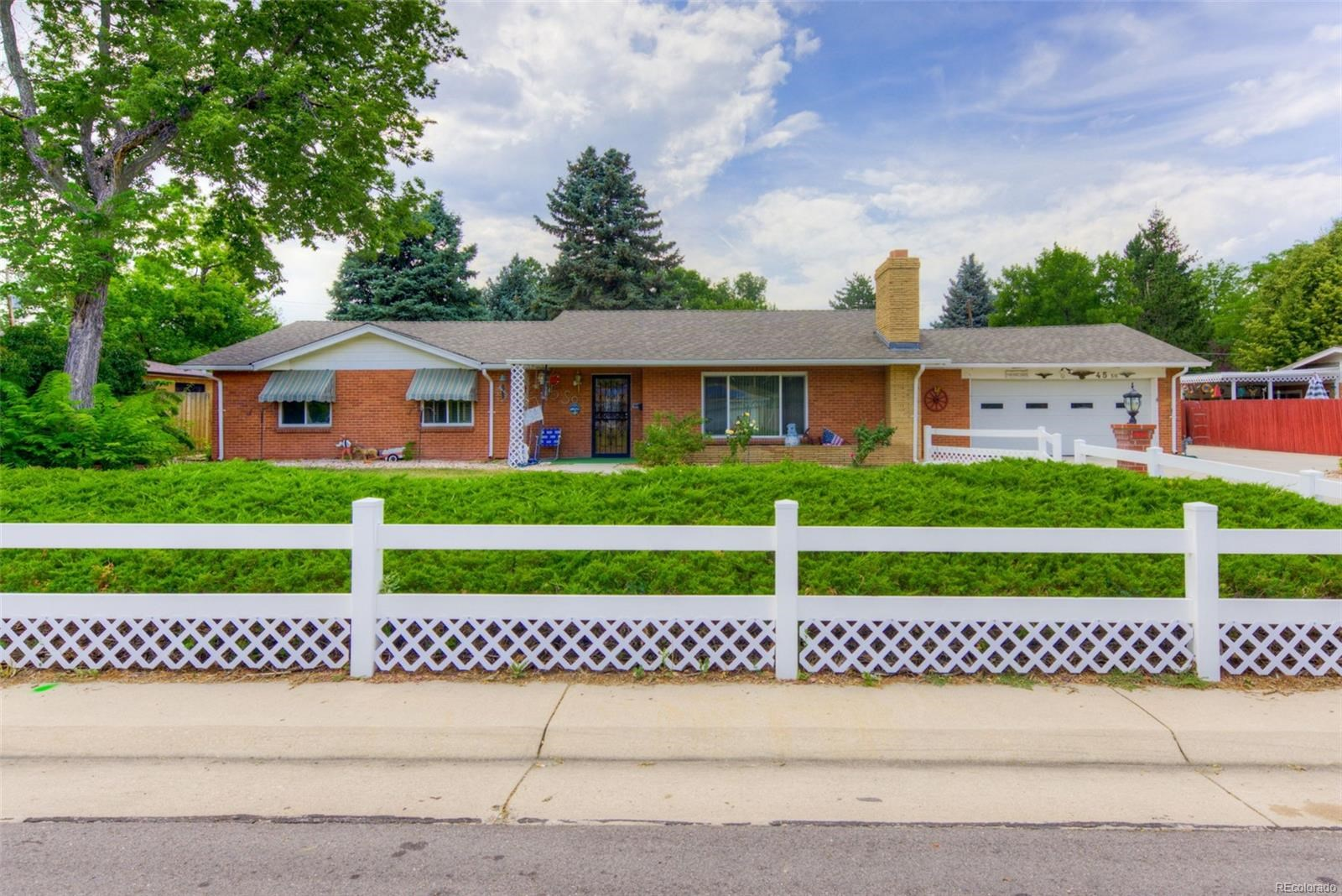 MLS# 5735873 - 2 - 45 S Brentwood Street, Lakewood, CO 80226