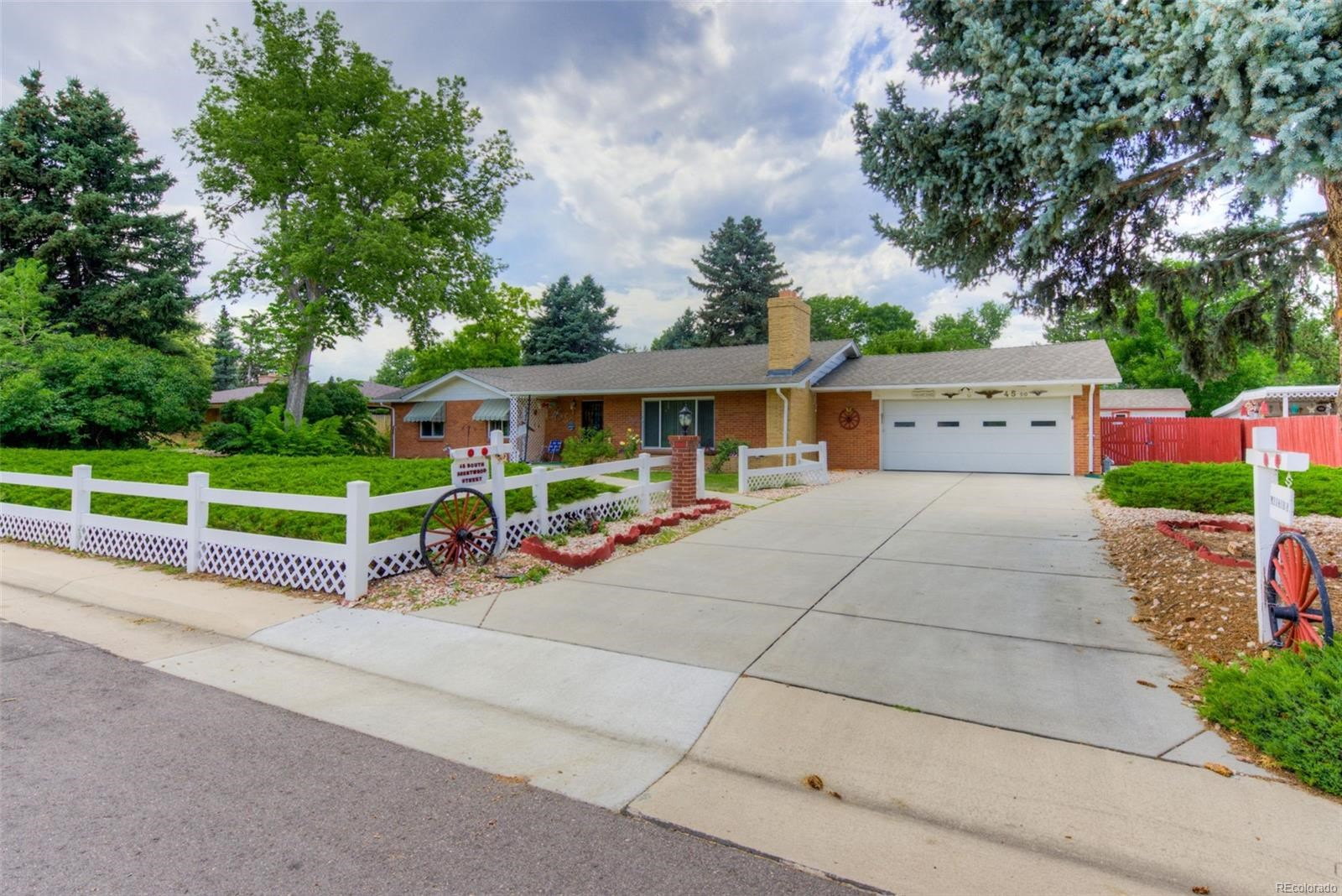 MLS# 5735873 - 3 - 45 S Brentwood Street, Lakewood, CO 80226