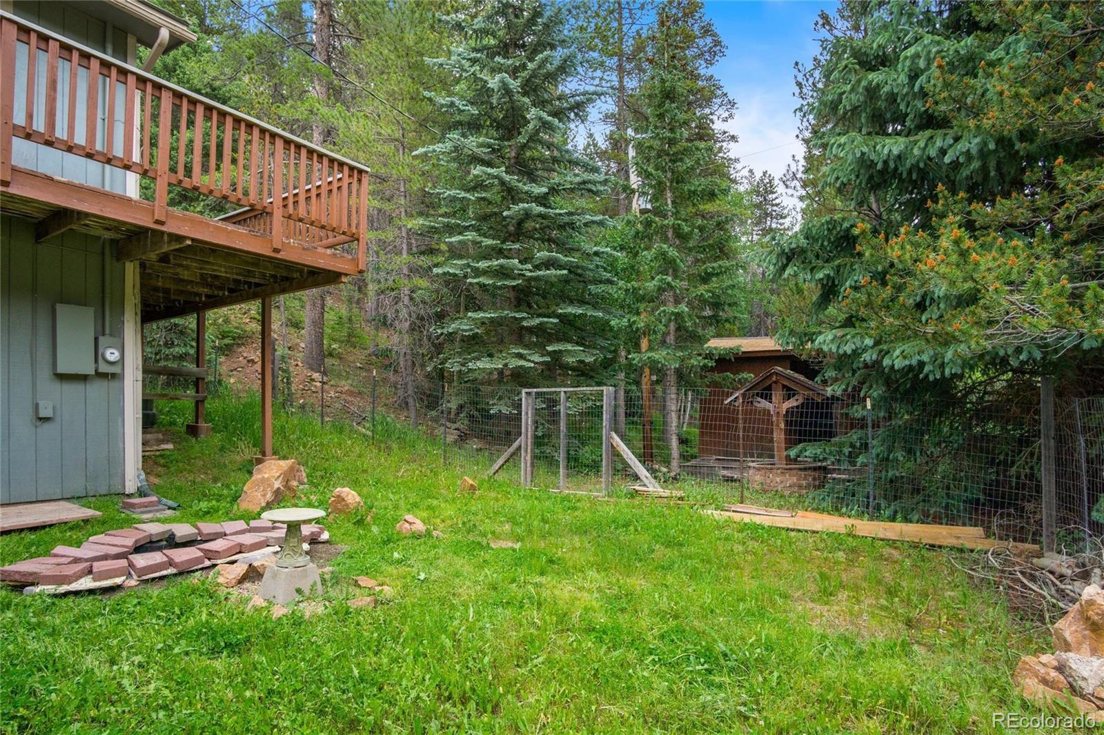 MLS# 5887293 - 15 - 8858 Black Mountain Drive, Conifer, CO 80433