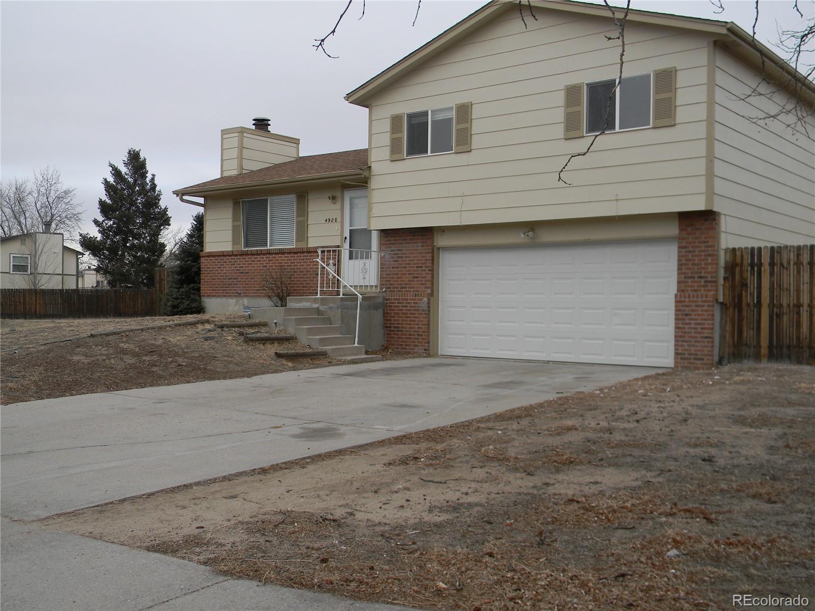 MLS# 5946356 - 2 - 4920 Ridenour Drive, Colorado Springs, CO 80916