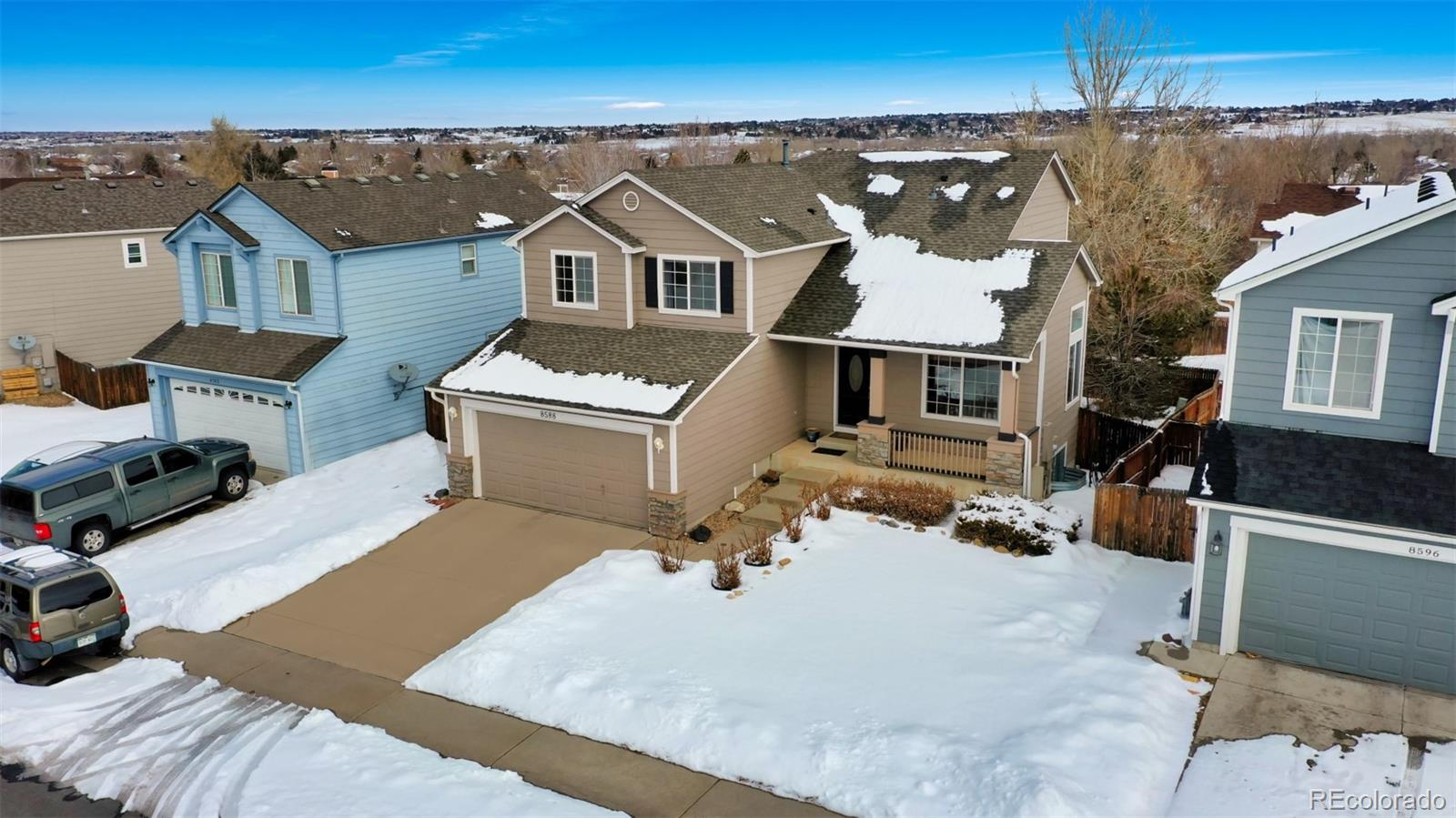 MLS# 5982392 - 31 - 8588 Sweet Clover Way, Parker, CO 80134