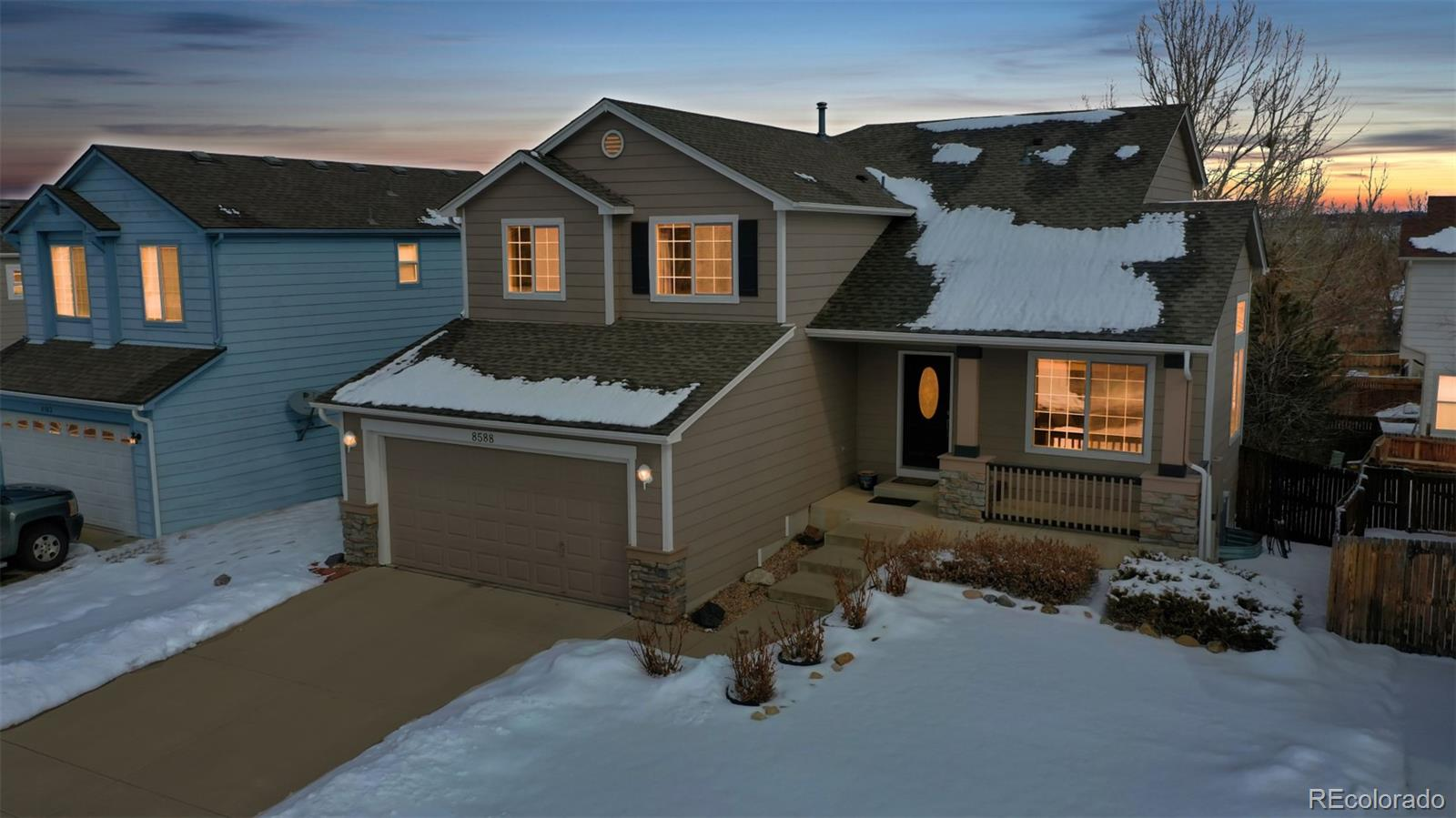 MLS# 5982392 - 36 - 8588 Sweet Clover Way, Parker, CO 80134