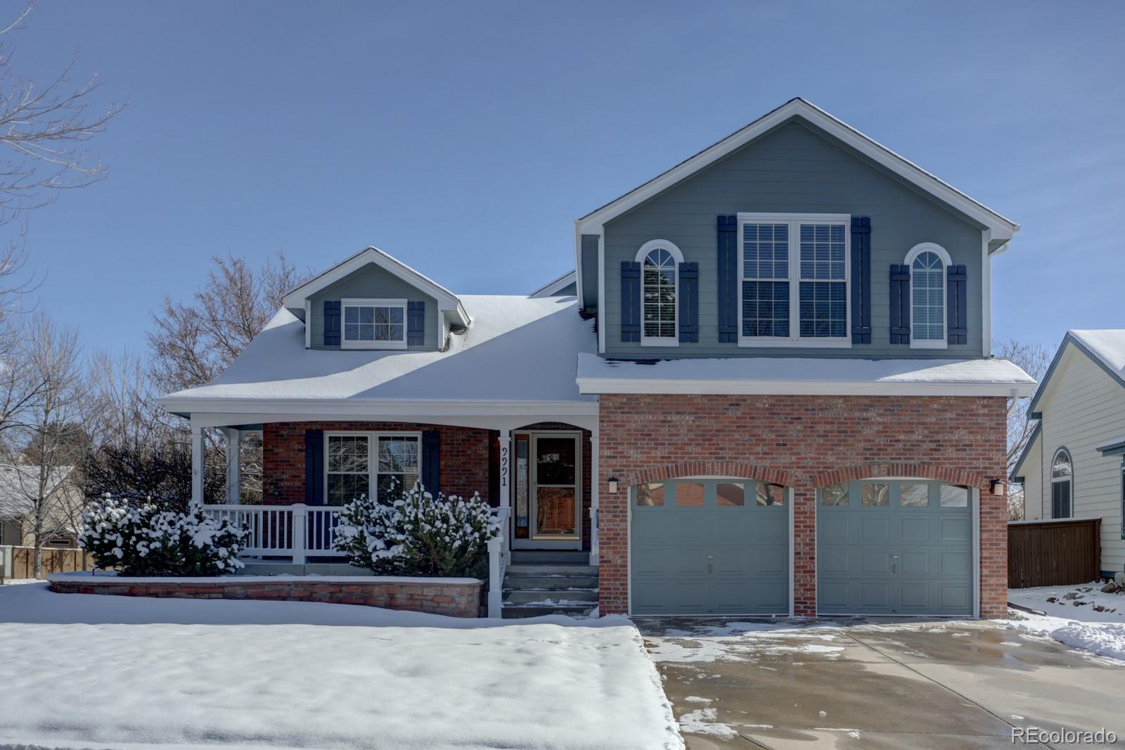 MLS# 5985159 - 37 - 9991 Spring Hill Place, Highlands Ranch, CO 80129