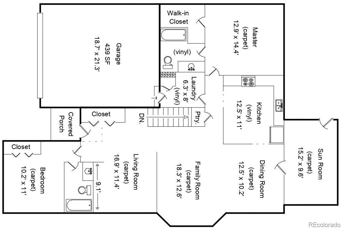 MLS# 6009976 - 32 - 720 Arbor Avenue #16, Fort Collins, CO 80526