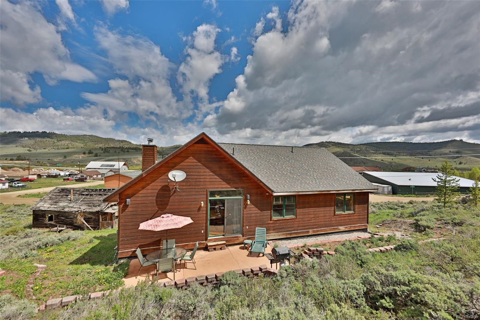 MLS# 6032738 - 2 - 20 County Road 523 , Tabernash, CO 80478
