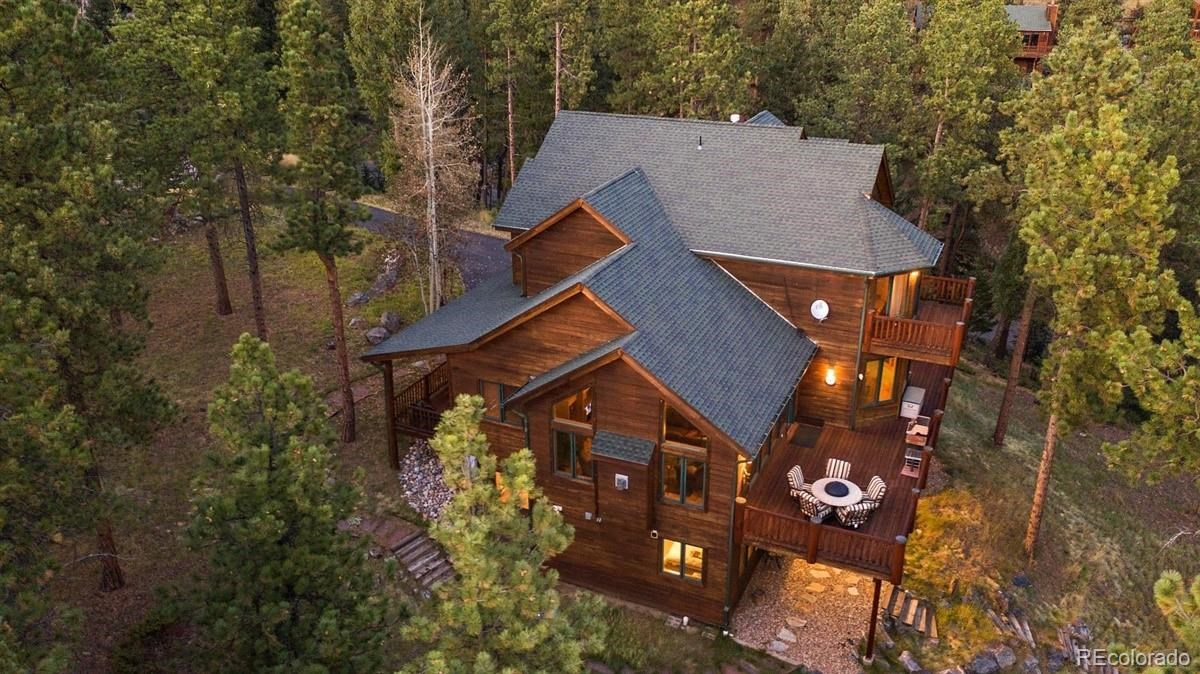 MLS# 6046086 - 30 - 7322 Brook Trout Trail, Evergreen, CO 80439