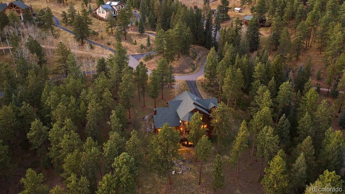 MLS# 6046086 - 32 - 7322 Brook Trout Trail, Evergreen, CO 80439