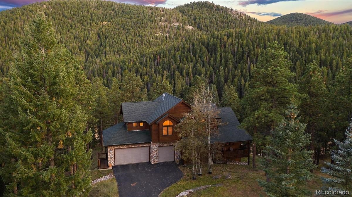 MLS# 6046086 - 35 - 7322 Brook Trout Trail, Evergreen, CO 80439