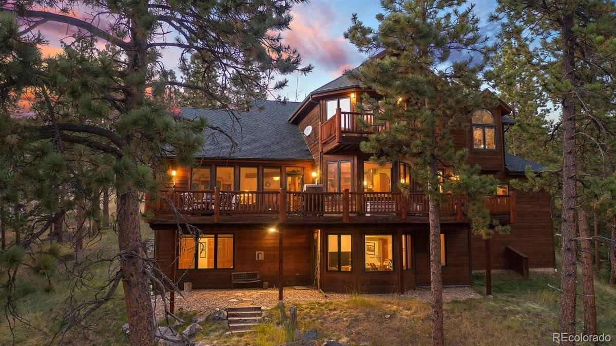 MLS# 6046086 - 36 - 7322 Brook Trout Trail, Evergreen, CO 80439