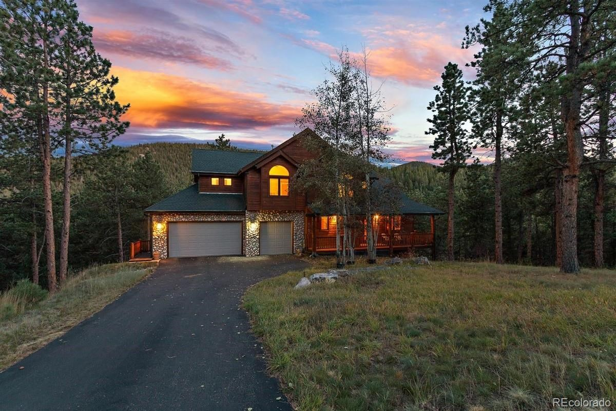 MLS# 6046086 - 38 - 7322 Brook Trout Trail, Evergreen, CO 80439