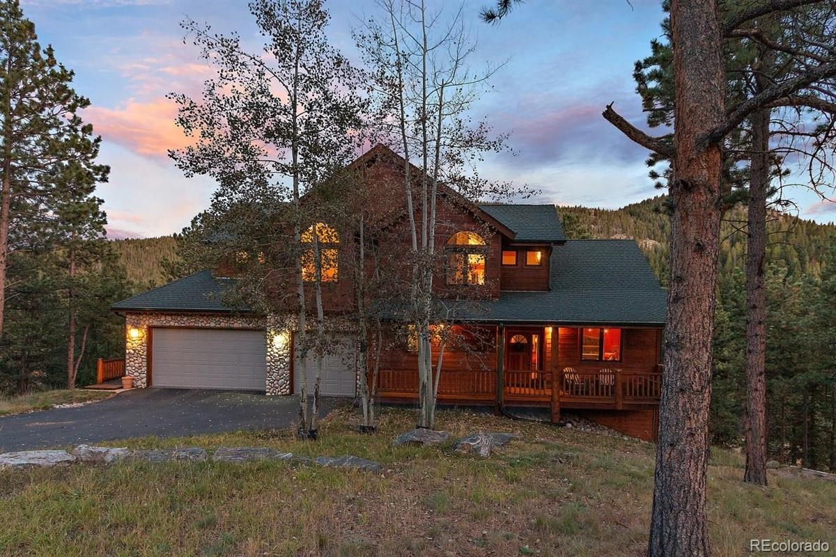 MLS# 6046086 - 40 - 7322 Brook Trout Trail, Evergreen, CO 80439