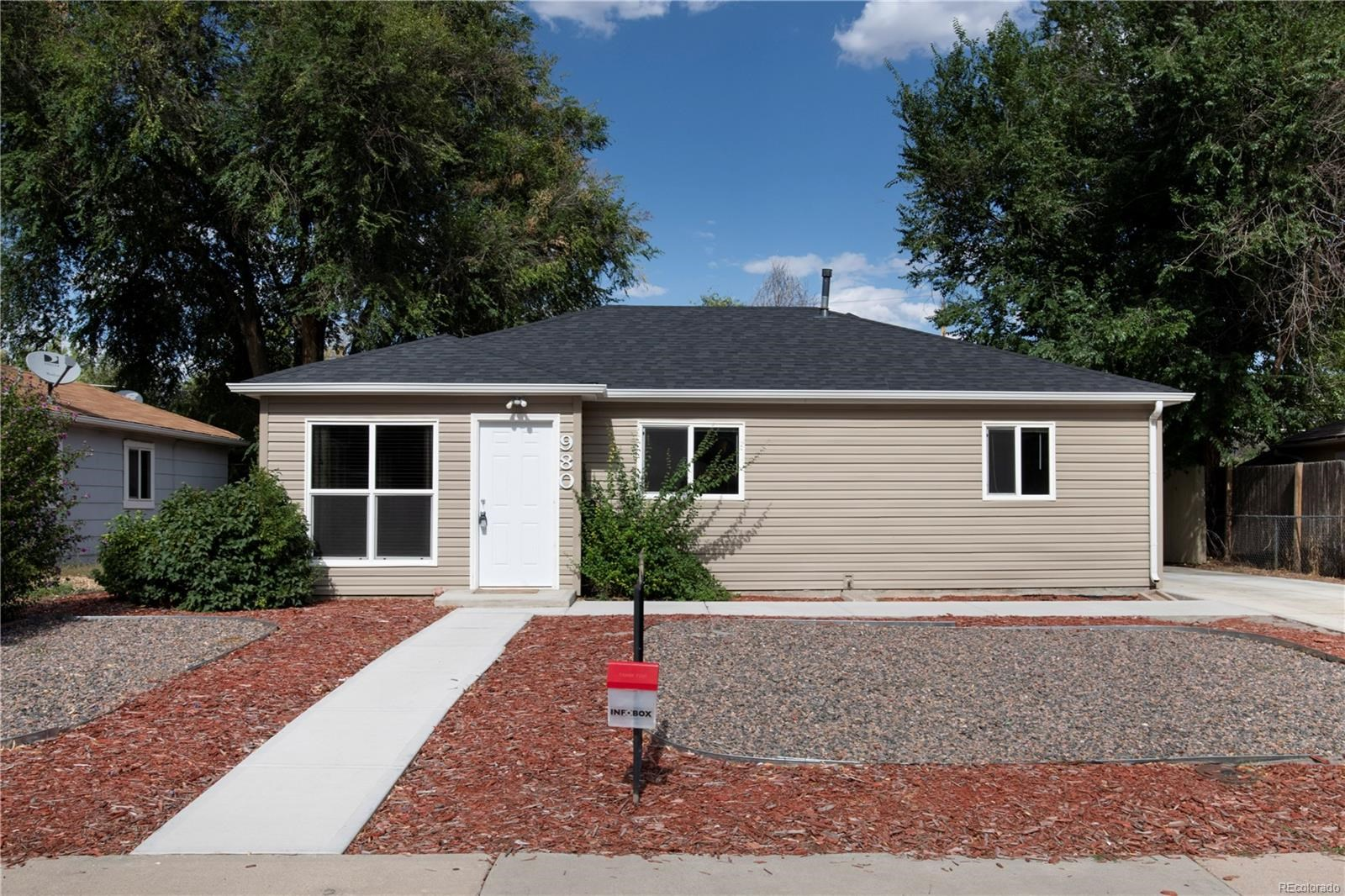 MLS# 6059931 - 980  Vaughn Street, Aurora, CO 80011