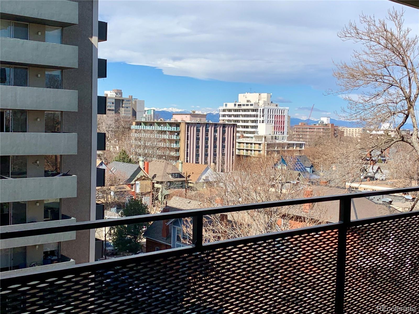MLS# 6106394 - 22 - 1200 Vine Street #6E, Denver, CO 80206