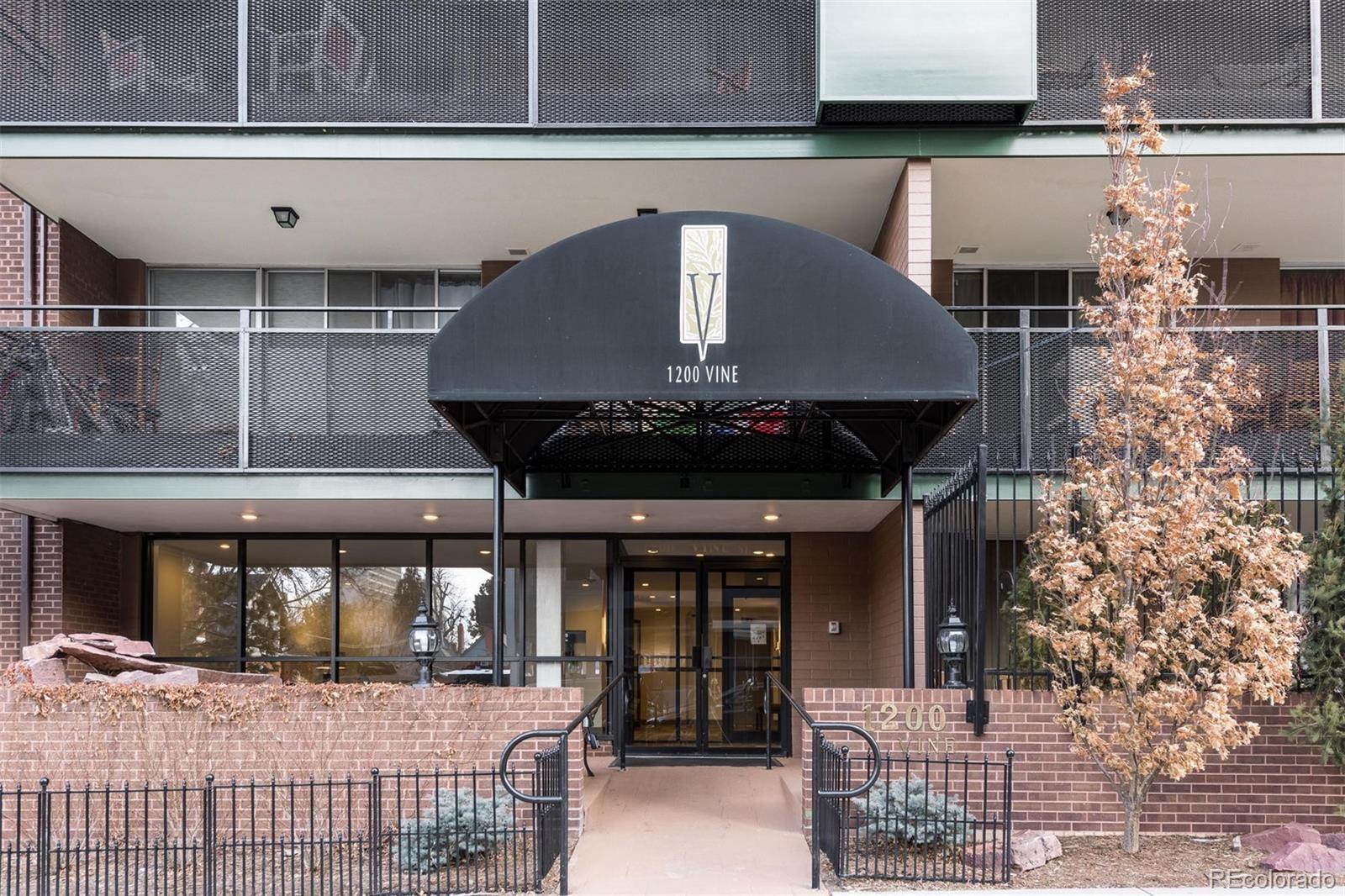 MLS# 6106394 - 38 - 1200 Vine Street #6E, Denver, CO 80206