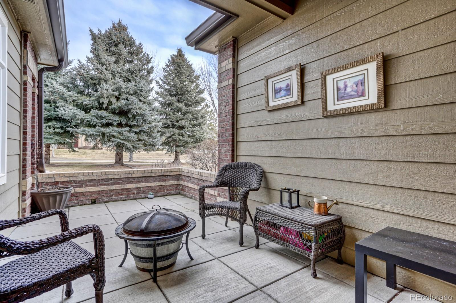 MLS# 6125642 - 14 - 6504 Silver Mesa Drive #D, Highlands Ranch, CO 80130