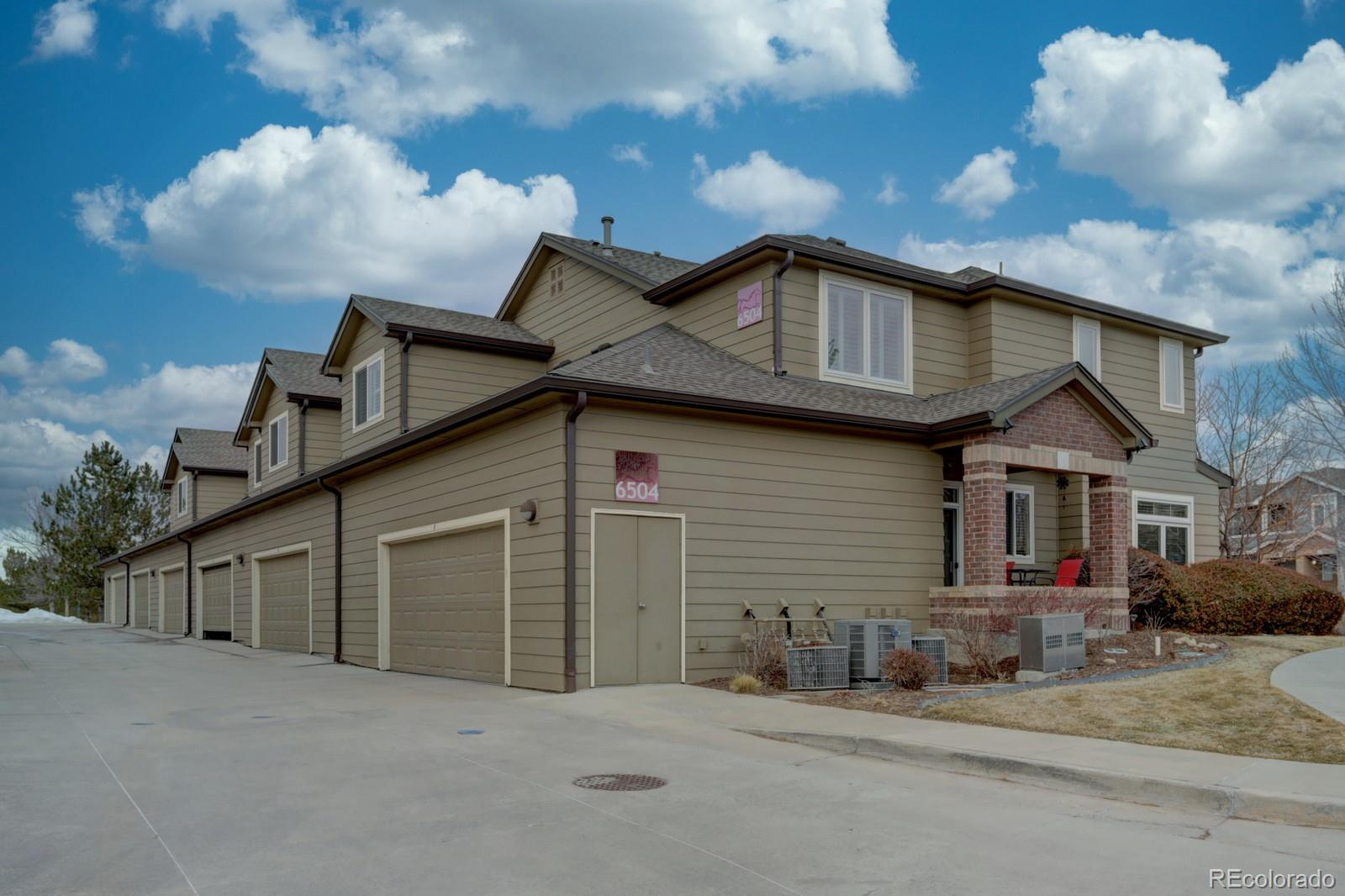 MLS# 6125642 - 29 - 6504 Silver Mesa Drive #D, Highlands Ranch, CO 80130