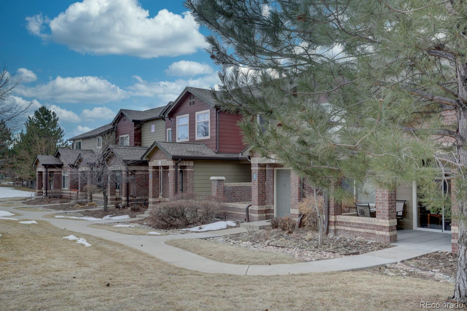 MLS# 6125642 - 30 - 6504 Silver Mesa Drive #D, Highlands Ranch, CO 80130