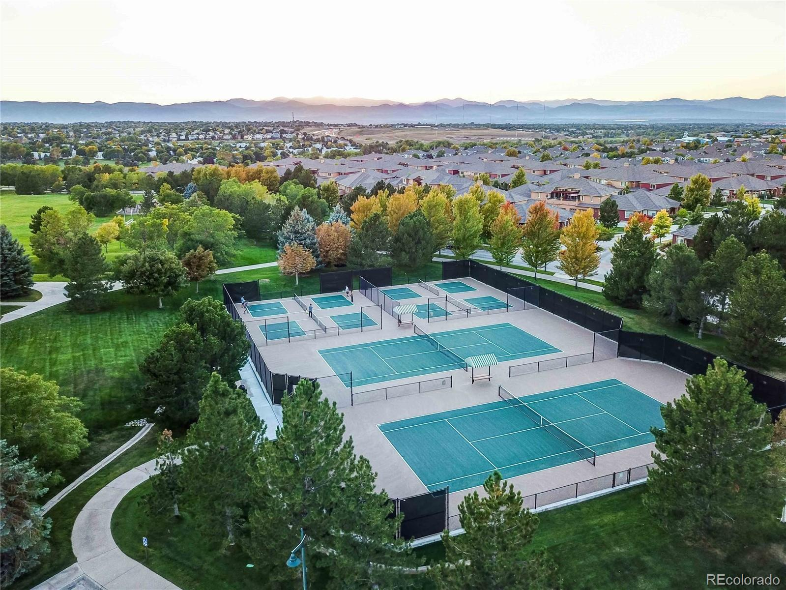 MLS# 6125642 - 39 - 6504 Silver Mesa Drive #D, Highlands Ranch, CO 80130