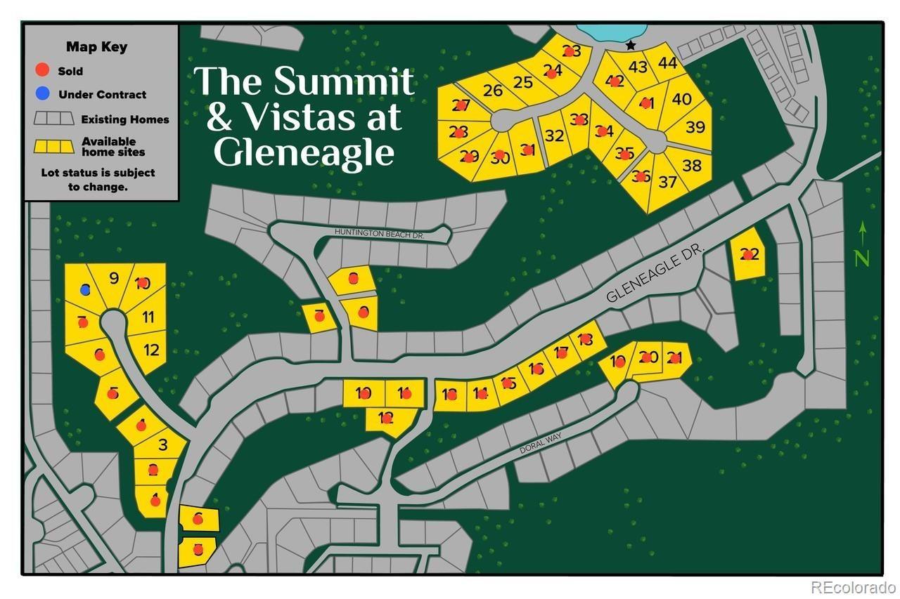 MLS# 6252163 - 7 - 390 Silver Rock Place, Colorado Springs, CO 80921