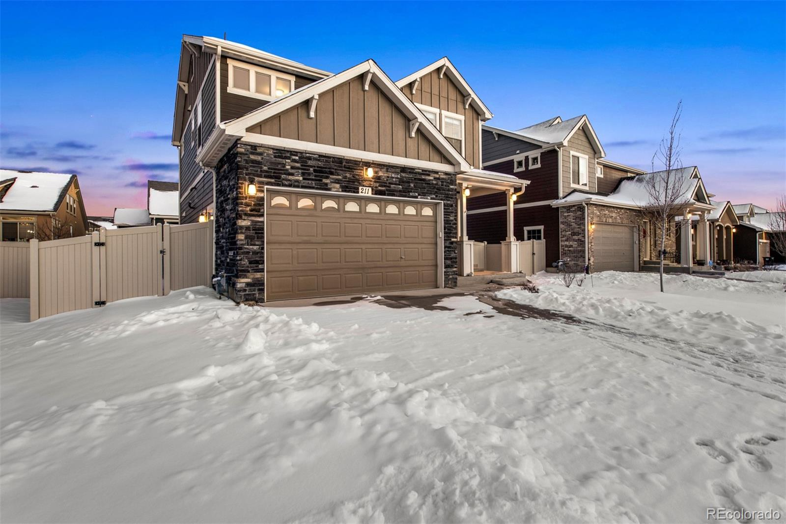 MLS# 6282621 - 2 - 211 Pear Lake Way, Erie, CO 80516