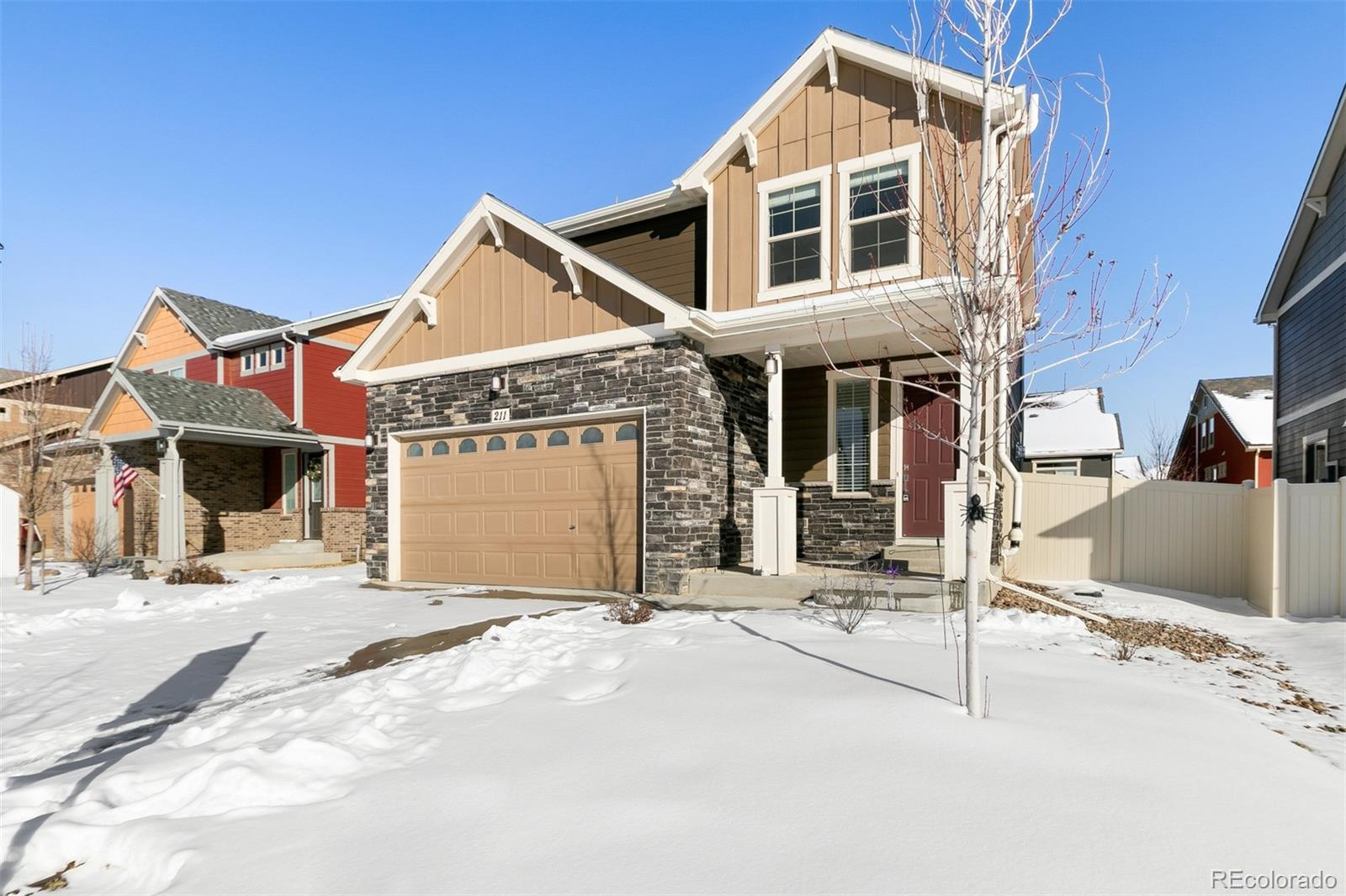 MLS# 6282621 - 4 - 211 Pear Lake Way, Erie, CO 80516