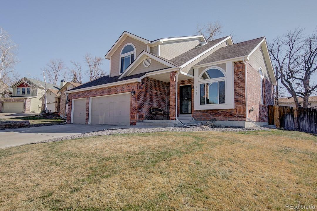 MLS# 6416600 - 6002 Yank Court, Arvada, CO 80004