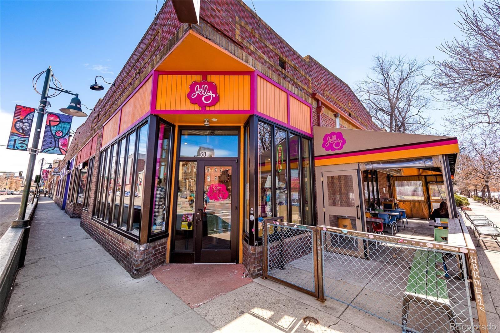 MLS# 6430080 - 22 - 1376 Pearl Street  #109, Denver, CO 80203