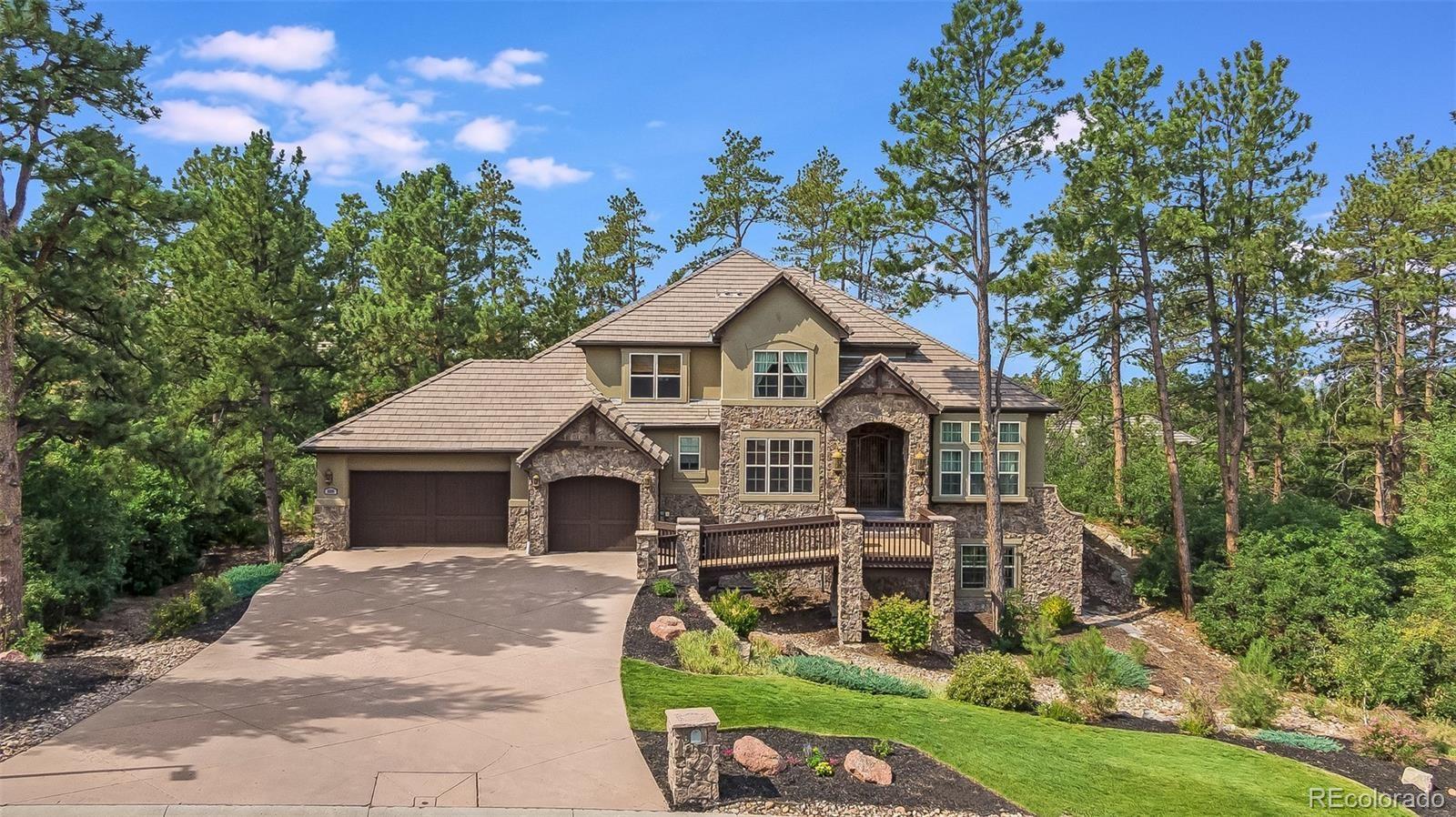 MLS# 6470698 - 4 - 5225 Knobcone Drive, Castle Rock, CO 80108