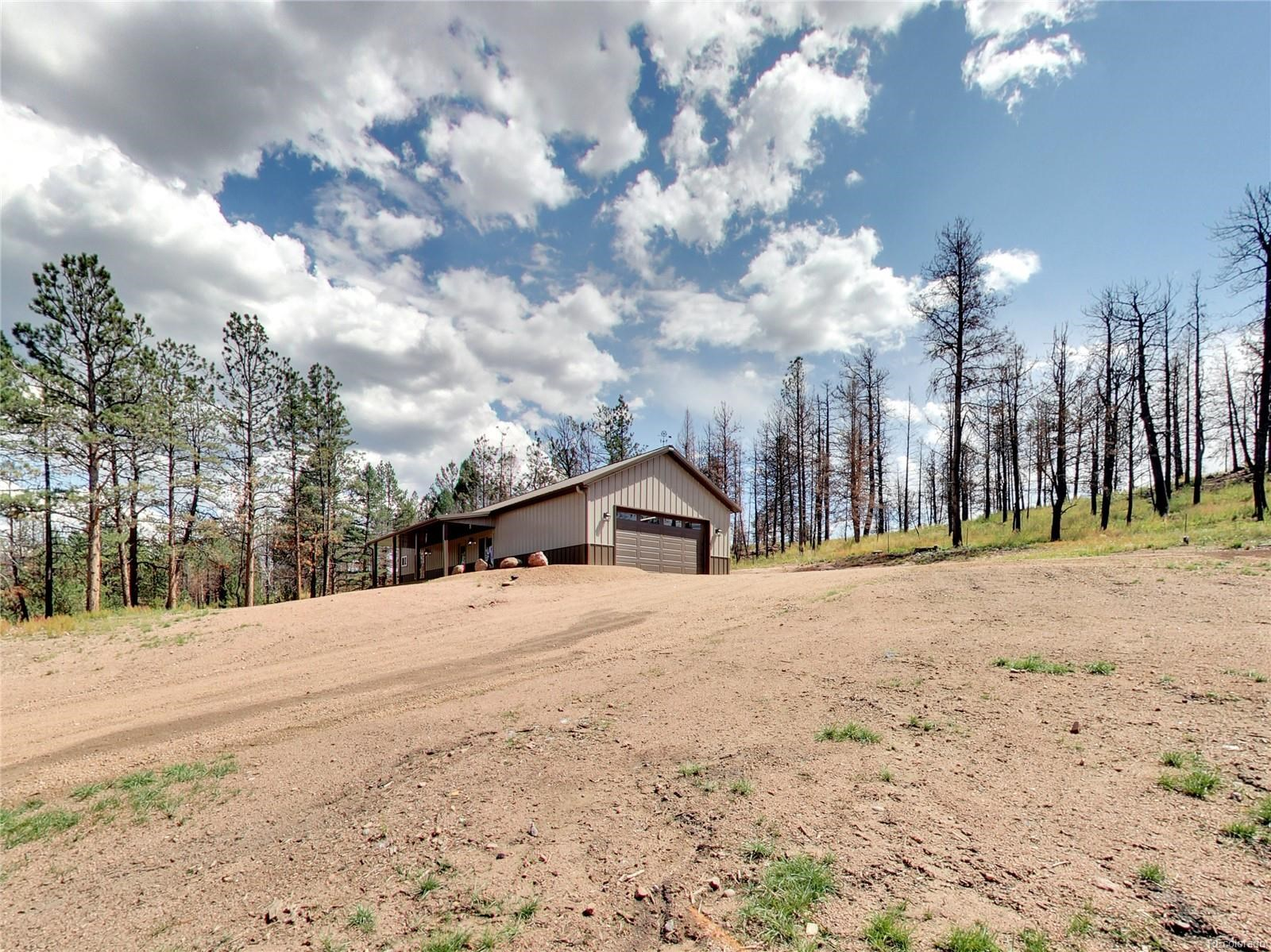 MLS# 6478377 - 26 - 28 Spring Valley Drive, Florissant, CO 80816