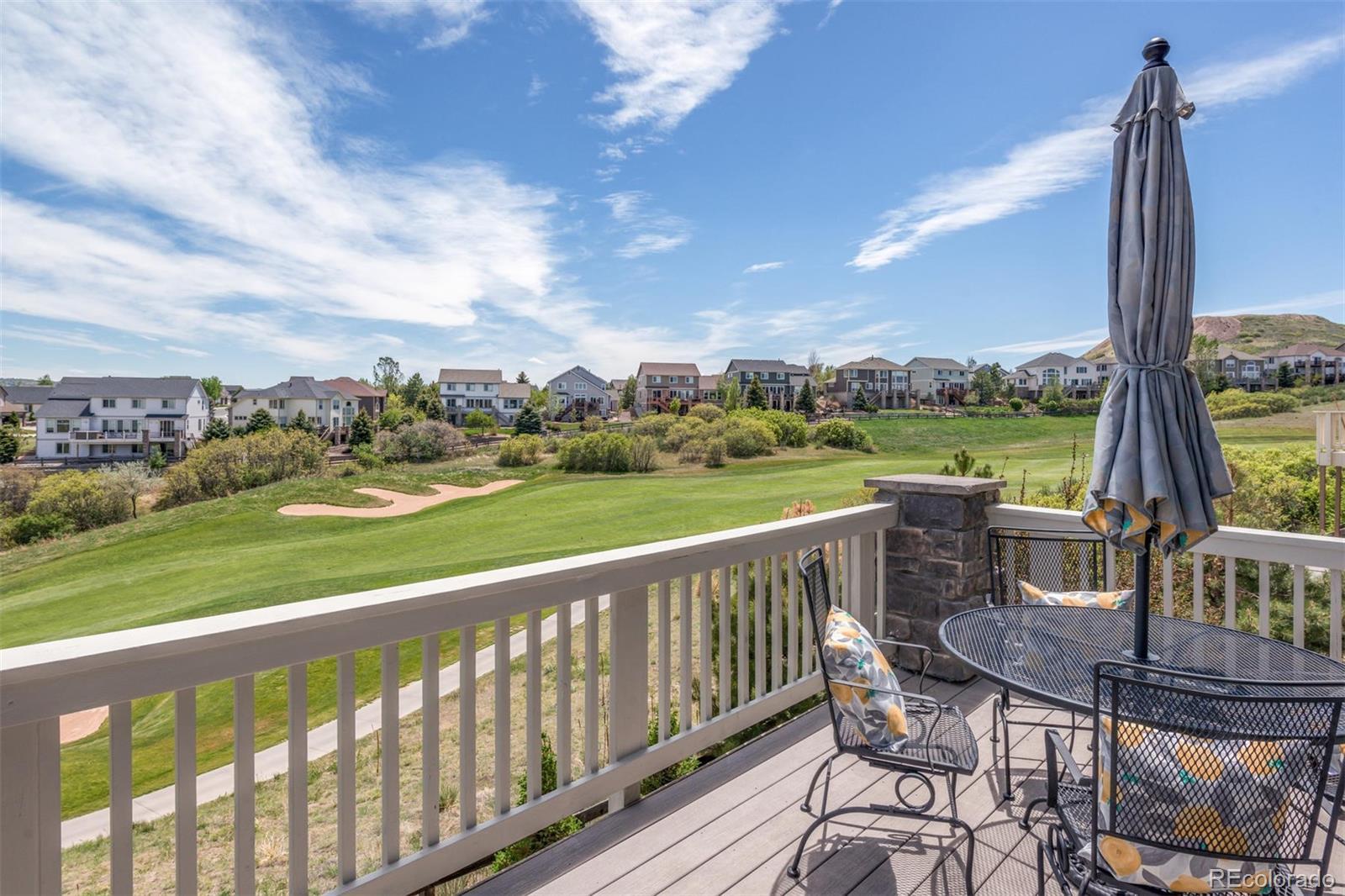 MLS# 6520057 - 28 - 1556 Bent Wedge Point , Castle Rock, CO 80109